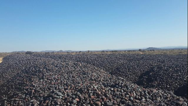 15570 - Iron ore and Manganese Ore South Africa