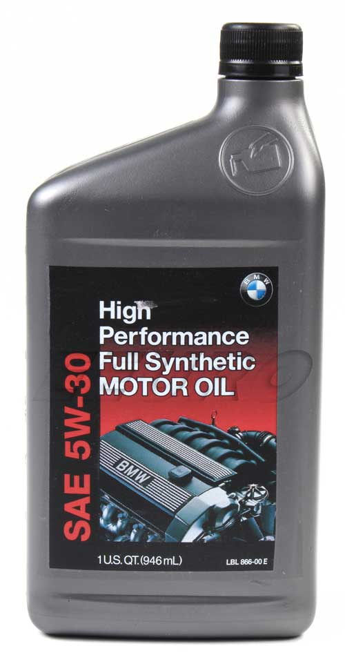 28083 - OEM BMW Full Synthetic 5W30 Motor Oil USA