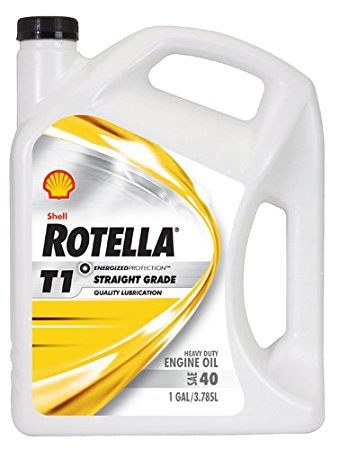 28086 - Shell Rotella T1 30, T1 40 Diesel Motor Oil USA