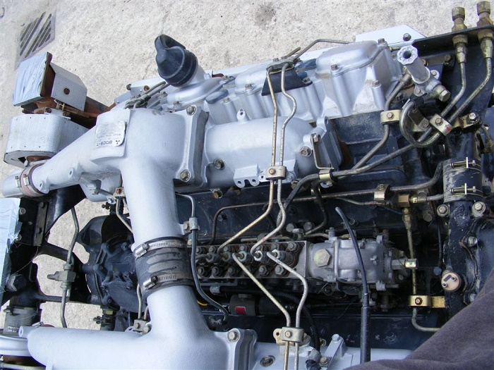 33220 - Mitsubishi 8DC9-T Engines x 24 units Europe
