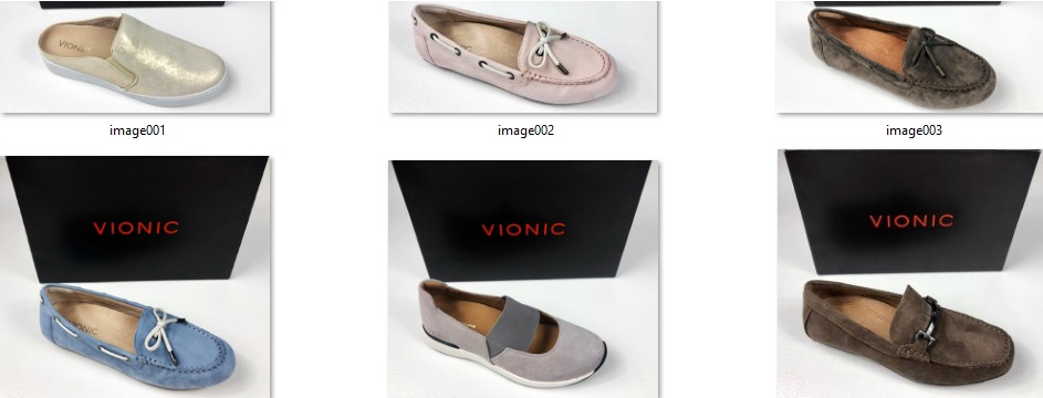 33324 - VIONIC WOMEN'S SHOES FOR CLOSEOUT USA