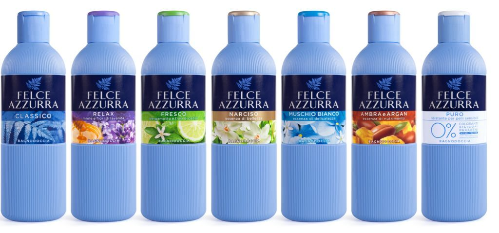 33519 - Felce Azzurra shower soap Europe