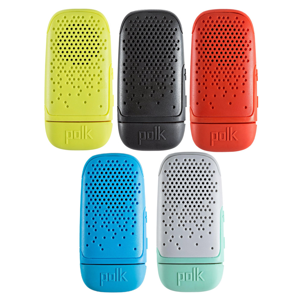 34262 - Boom Bit Clip Bluetooth Speaker Europe