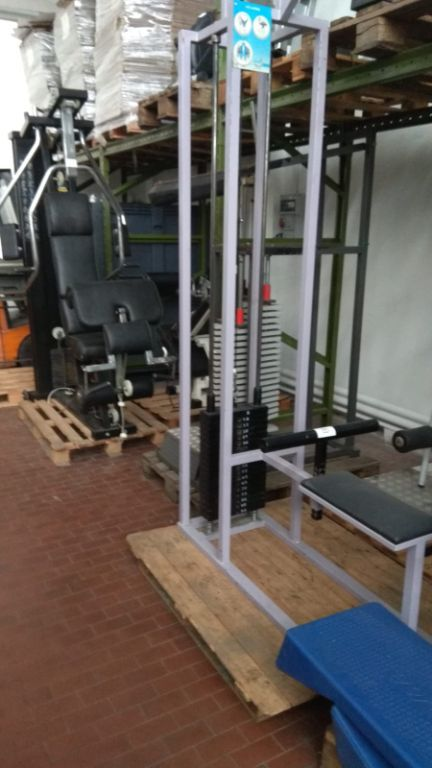 34296 - Gym machines Europe