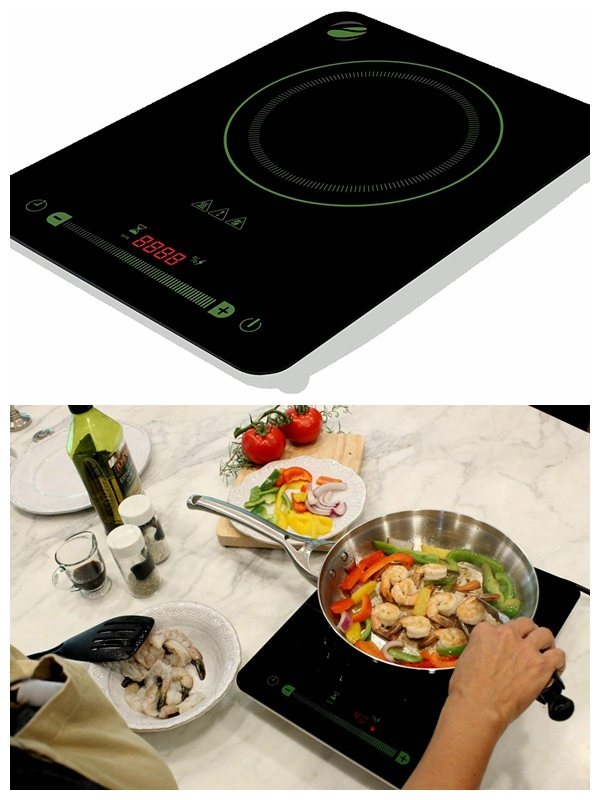 34734 - Brand New 1500W Induction Cooktop USA