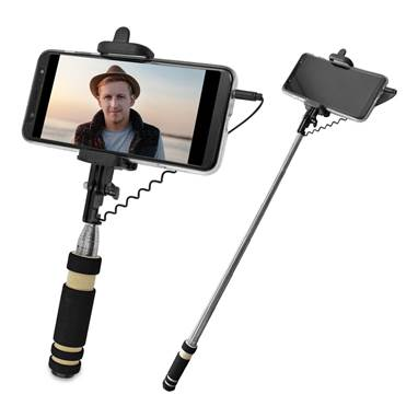 35123 - Selfie stick with cable release, Metmaxx Europe