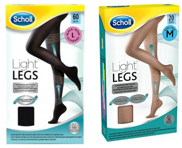 35125 - Scholl Light Legs Tights Europe