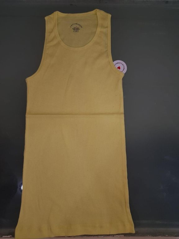 35360 - LADIES TANK TOPS (Cancel Shipment) Pakistan
