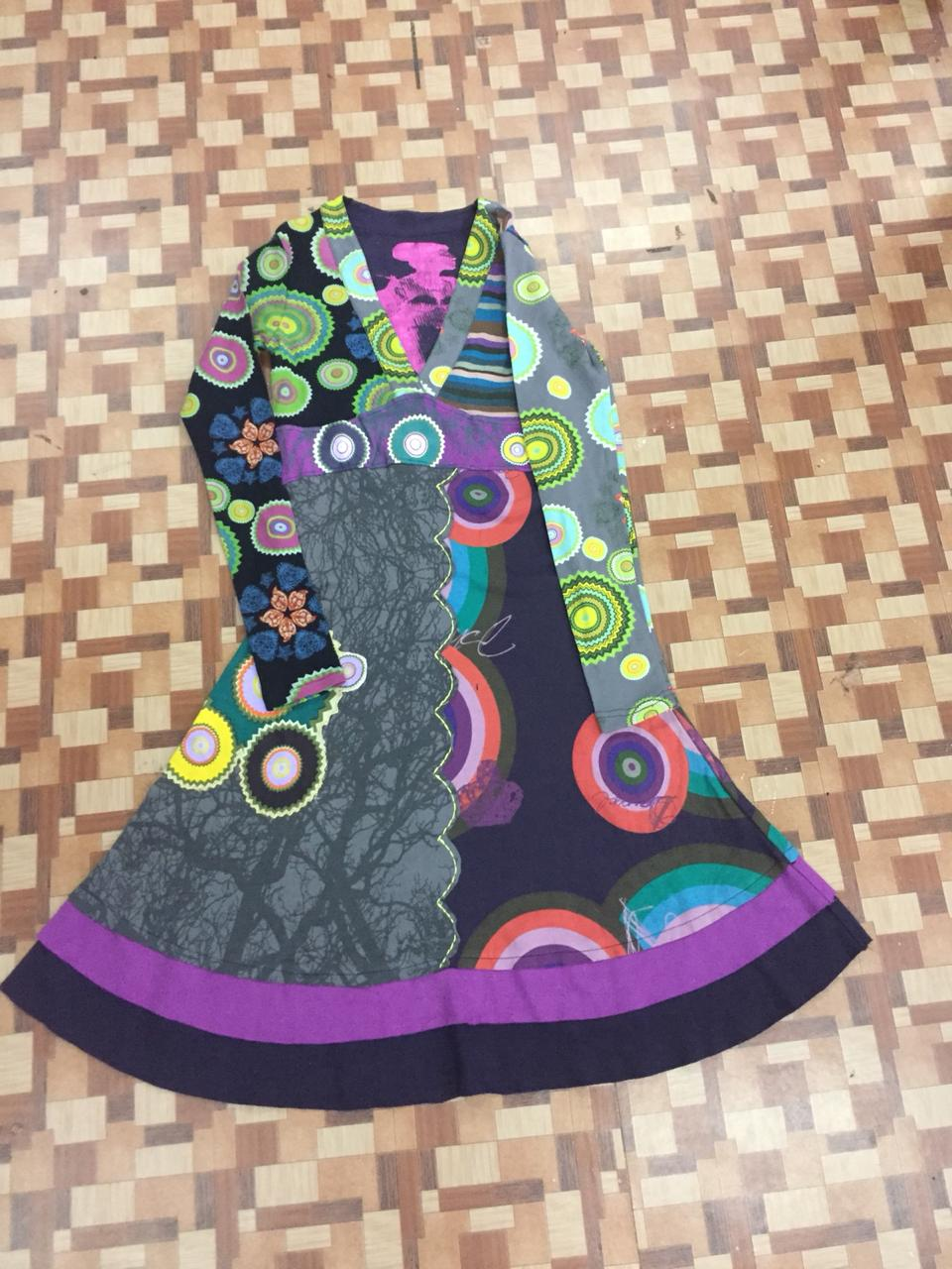 35421 - DESIGUAL Ladies Long Dress India