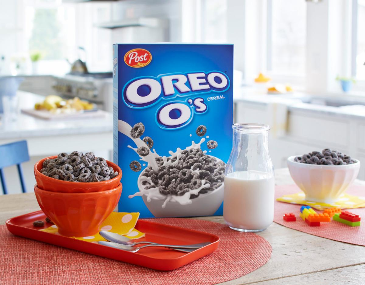 35474 - Oreo O's Cereal 11oz X 14 Pcs USA