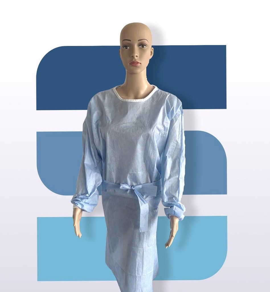 37695 - Protective coverall against Covid 19 Type 5 / Type 6 Category 3 - CE Certified EN 14126 Germany Europe