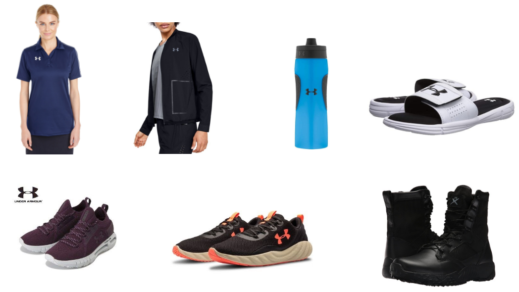 37838 - UNDER ARMOUR Footwear, Apparel & Accessories for Men, Women & Children Hong Kong