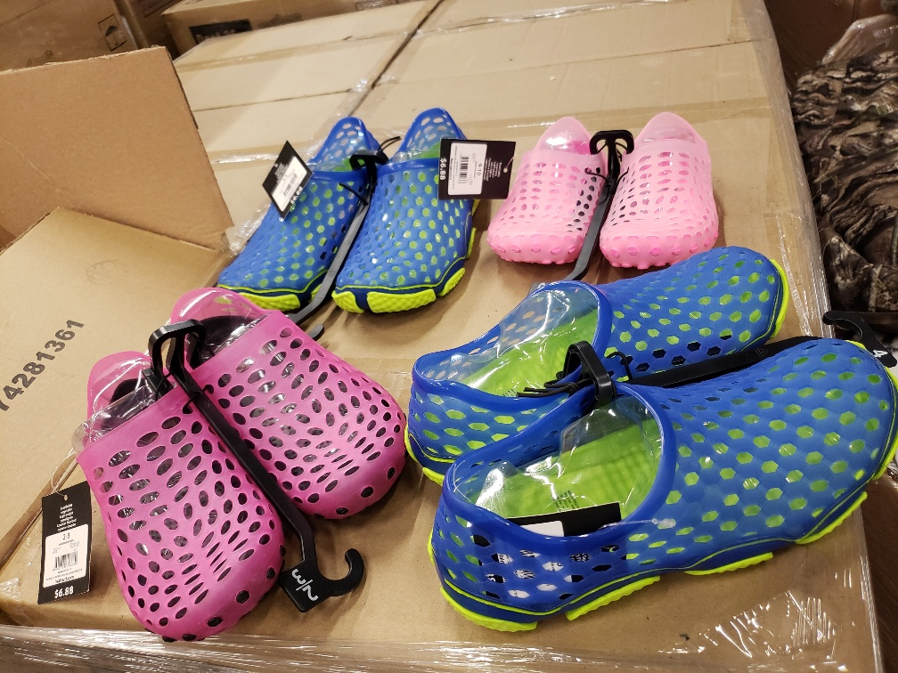 38258 - Children Beach Shoes USA