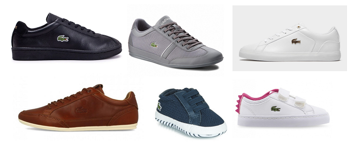 38526 - LACOSTE Shoes for Men, Women, Children & Infants in Europe