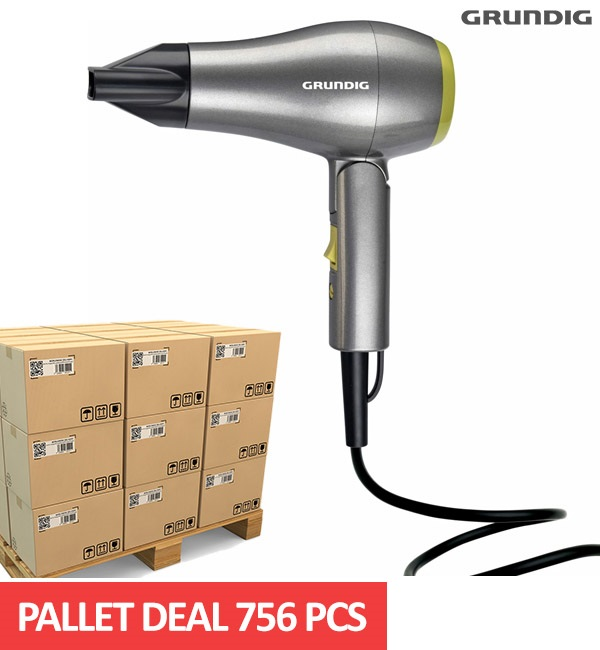 39668 - Grundig HD1800 - Hairdryer Europe