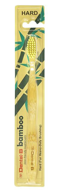 39692 - Bamboo Toothbrush China