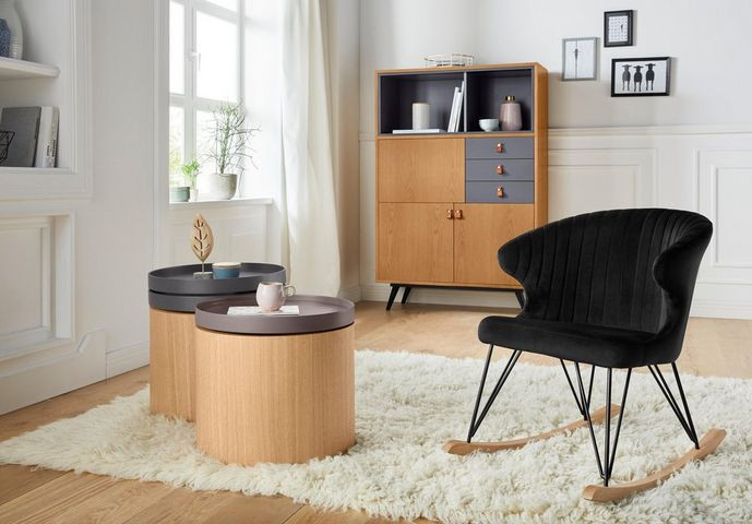 40369 - BRAND NEW MASSIVE WOOD HIGHBOARD Europe